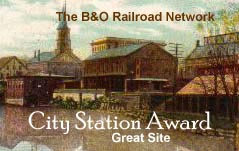 City Station Award